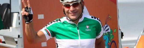 بهمن گلبارنژاد، ورزشکار و قهرمان ایرانی