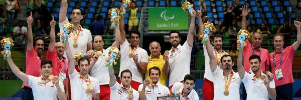 تیم پارالمپیک ایران در ریو ۲۰۱۶