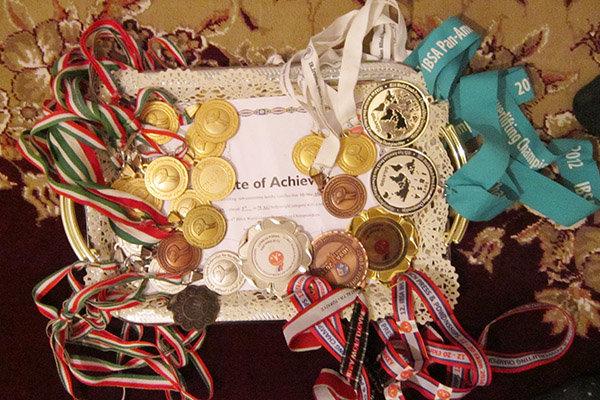 کسب مقام کشوری توسط ورزشکاران مجموعه ورزشی خرمشاد
